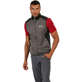 Regatta Lankin III Bodywarmer Vest Men magnet/black